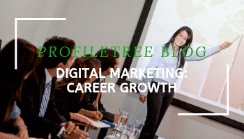 Digital Marketing Career Growth