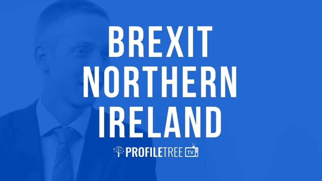 Brexit Northern Ireland impact with Frank Given