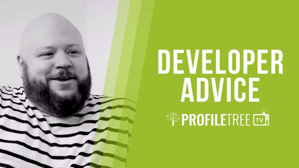 Developer Advice with Gareth Burns