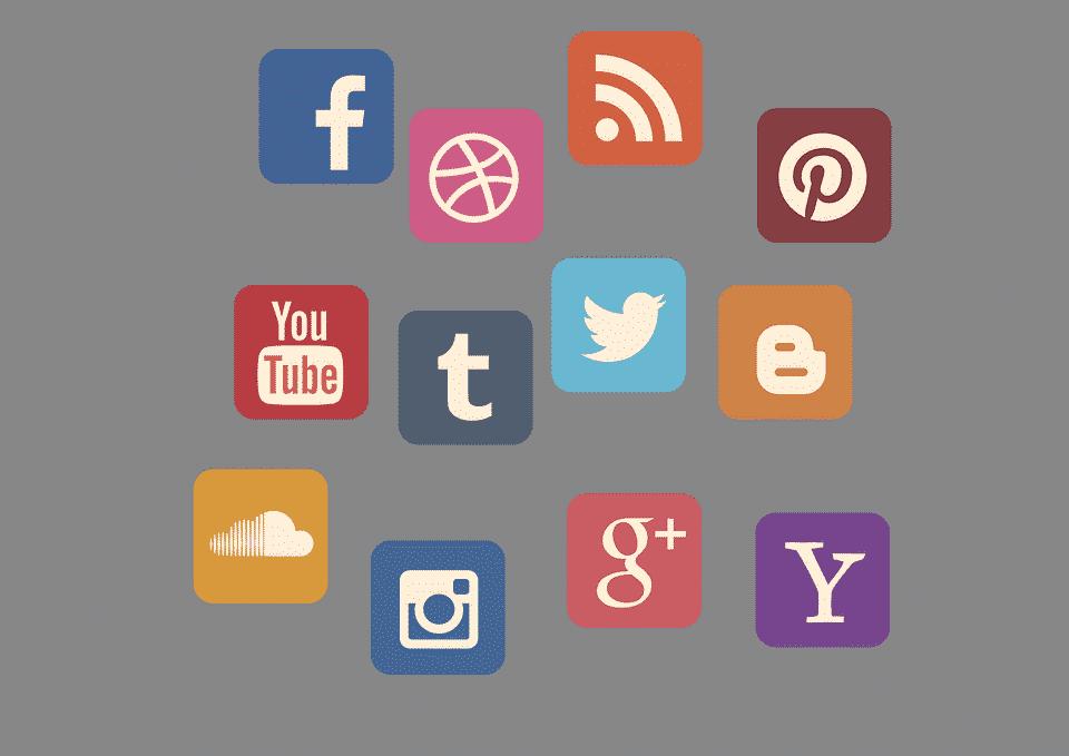 List of social media sites