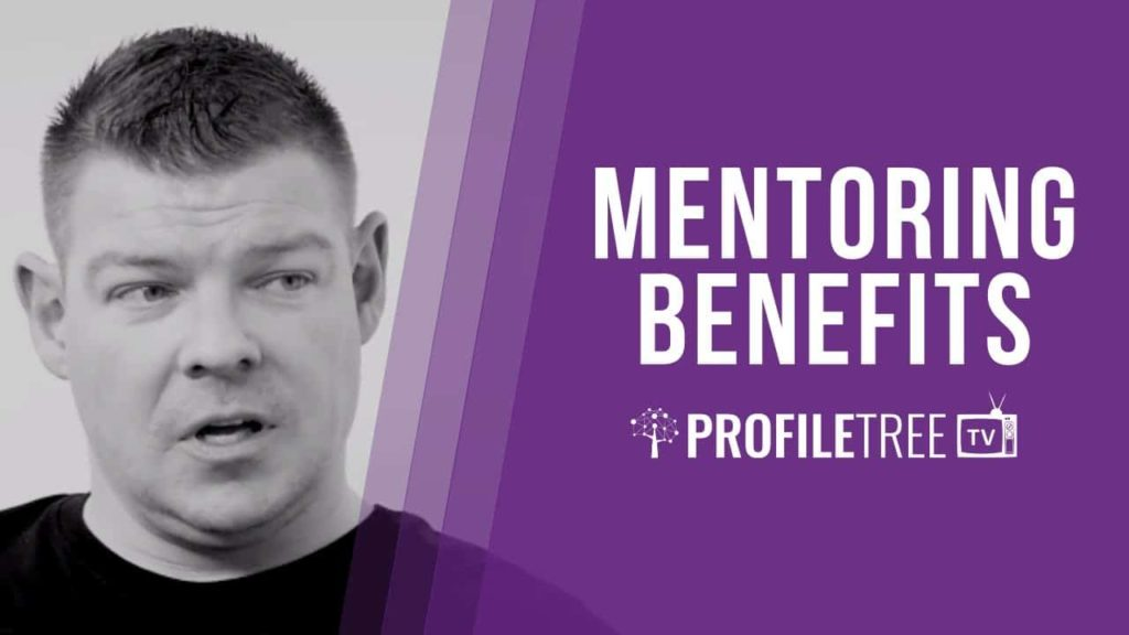 Mentoring Benefits with James Perry