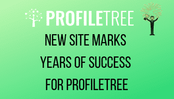 New Site Marks Years of Success for ProfileTree