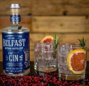 personal branding - business branding - belfast artisan gin