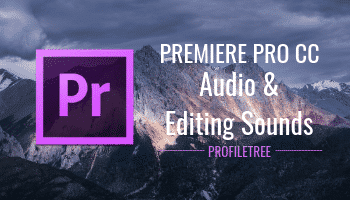 Adobe Premiere Pro CC Audio Effects and Editing Sounds