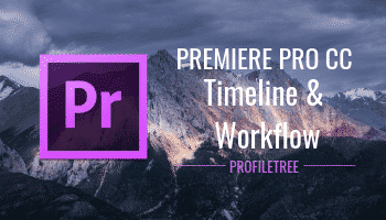 Premiere Pro CC Timeline and Workflow
