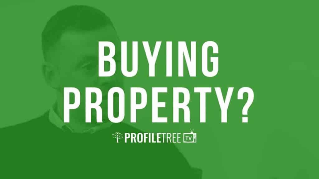 Shane O'Connor Eldron, Buying Property?