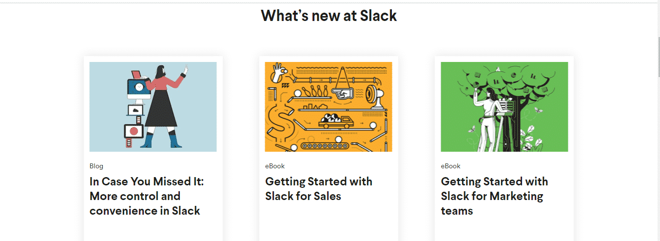 creenshot, responsive web design, slack,