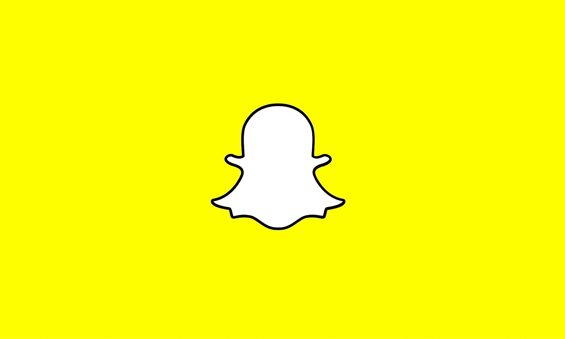Snapchat logo for What Is A Snapchat Geofilter blog