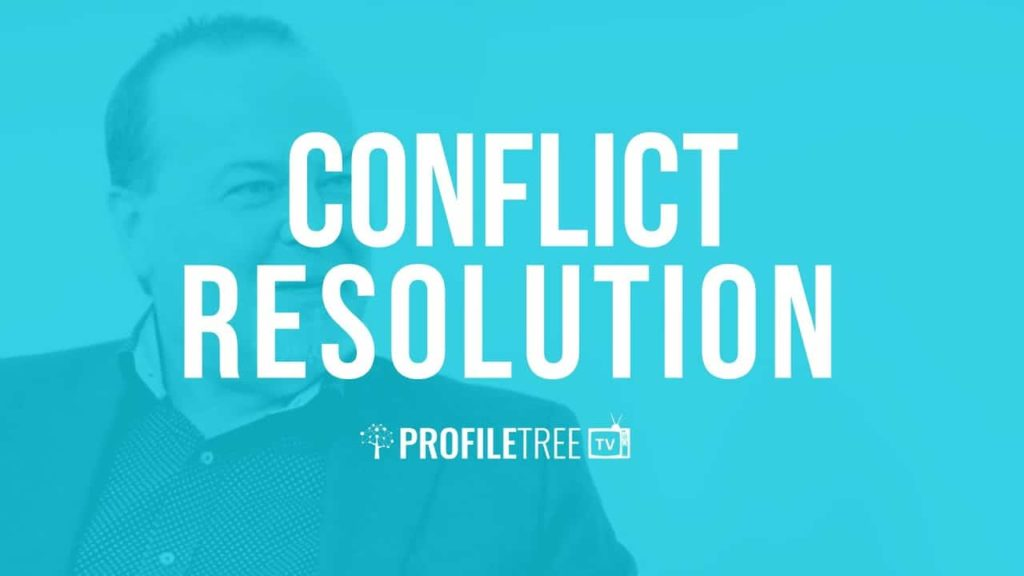 Conflict Resolution with Tony Macauley