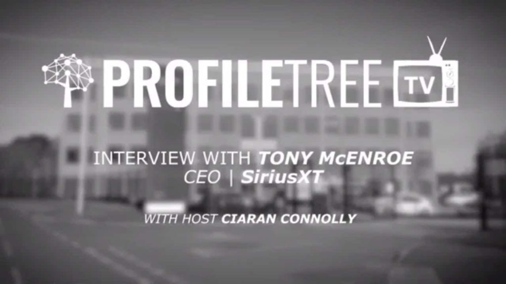 Building a spin-out business with Tony McEnroe