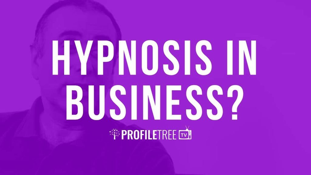 Hypnosis in business with Turan Mirza