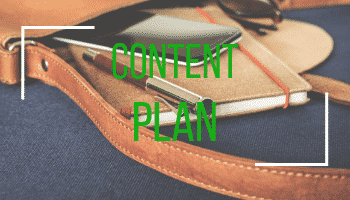 What is a content plan? Planning content