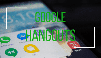 What is Google Hangouts?
