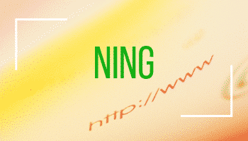 What is Ning? Create you own social media