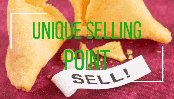 What is unique selling point? Selling a product