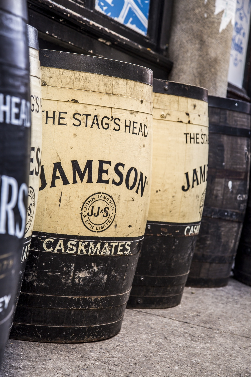 Jamesons image for Company Branding Irish Whiskey blog