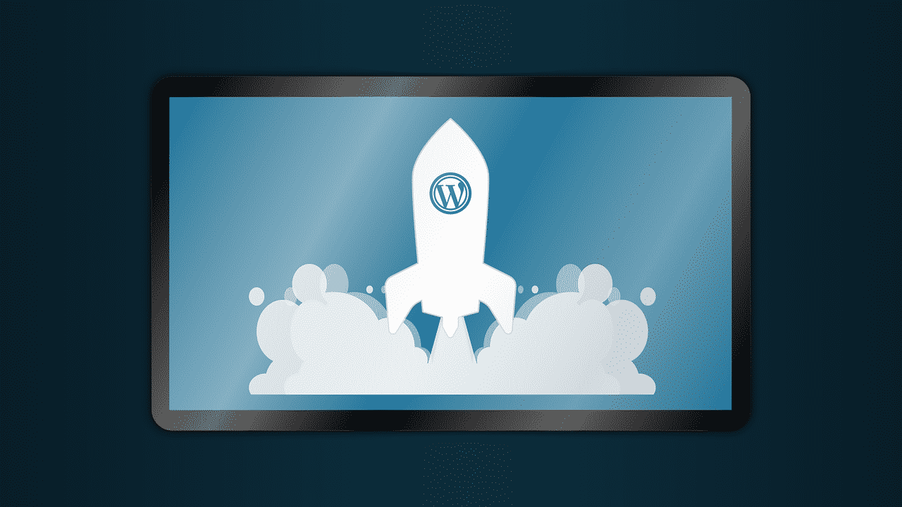 WordPress.com image (Rocket)