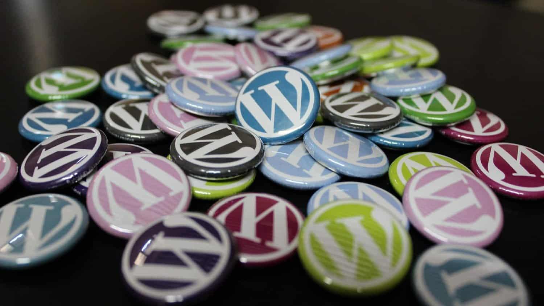 WordPress.com and WordPress.org logos