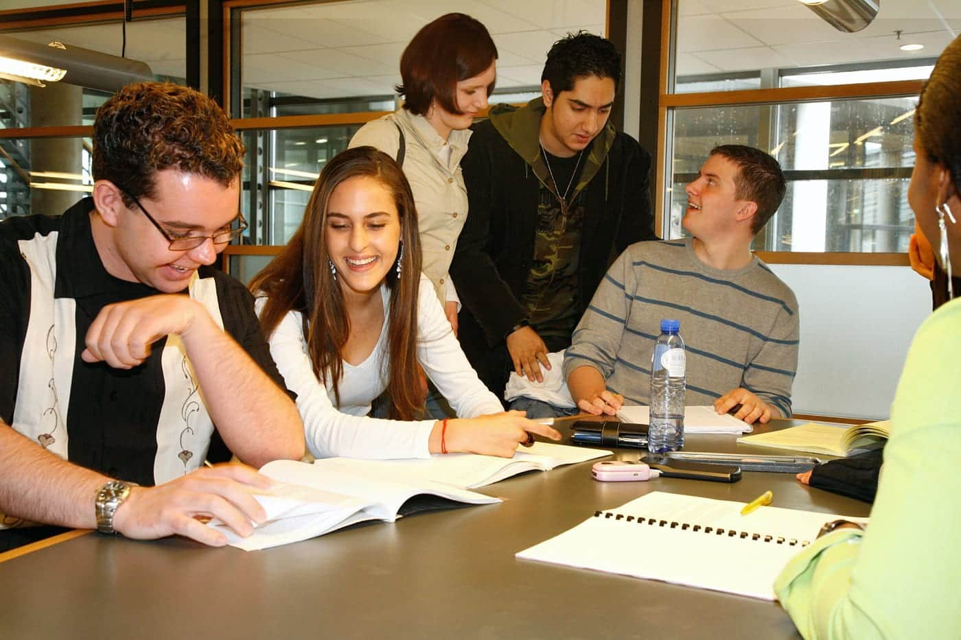 Image of your learning style group studying