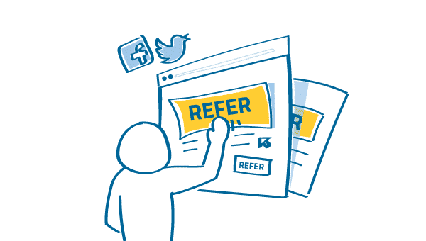 Referral programs-growth hacking