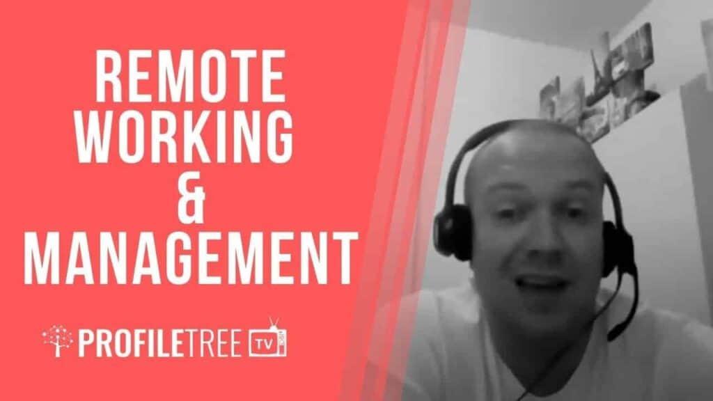 Remote Working with Antonie Geerts