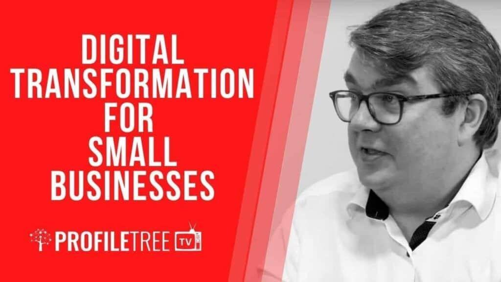 Digital Transformation with Rich Dale