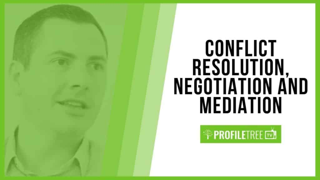 conflict resolution mediation enda young