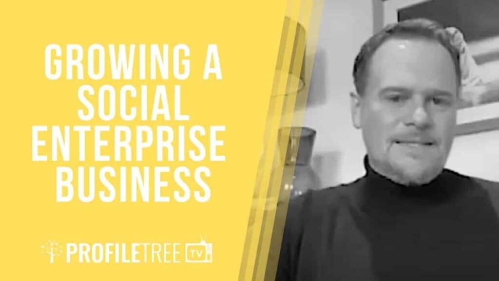 Social Enterprise with Garreth Falls