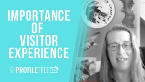 Visitor Experience with Nuala Mulqueeney