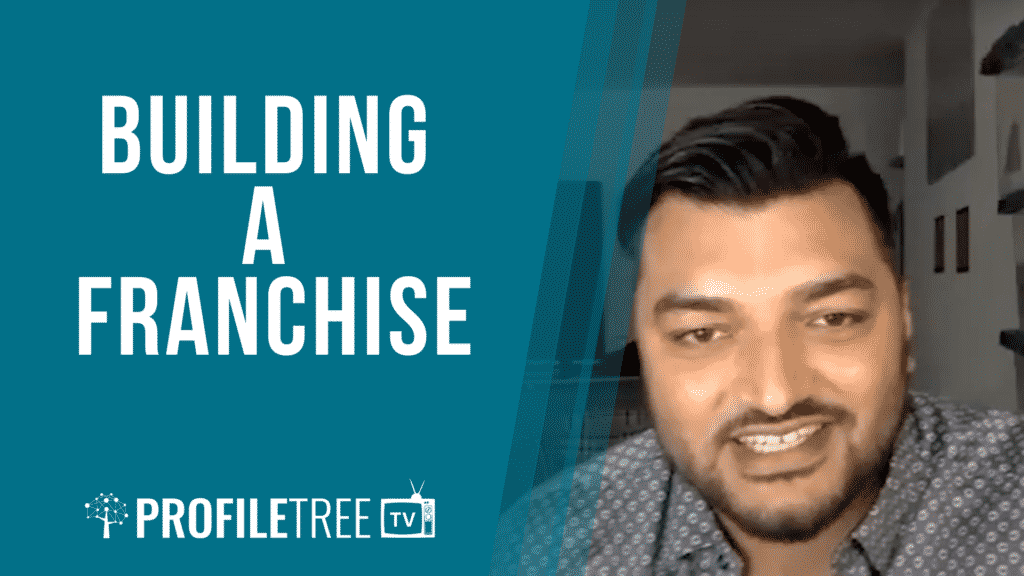 building a franchise business haroon danis