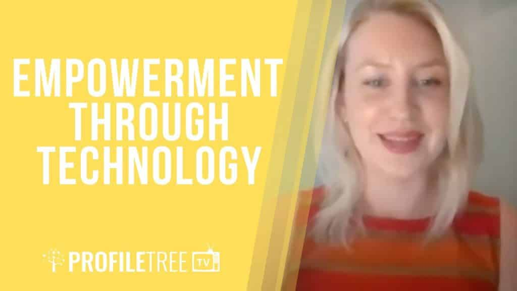 empowerment through technology lauren allison