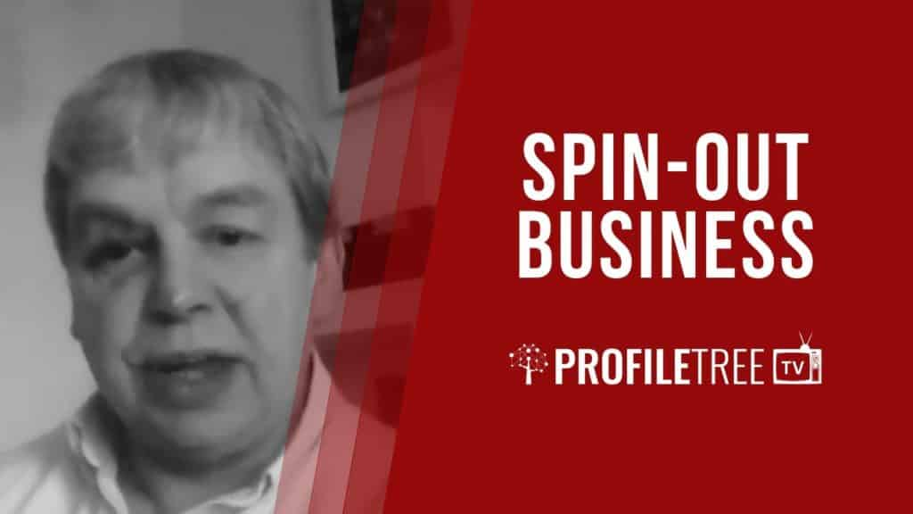 spin-out business tony mcenroe