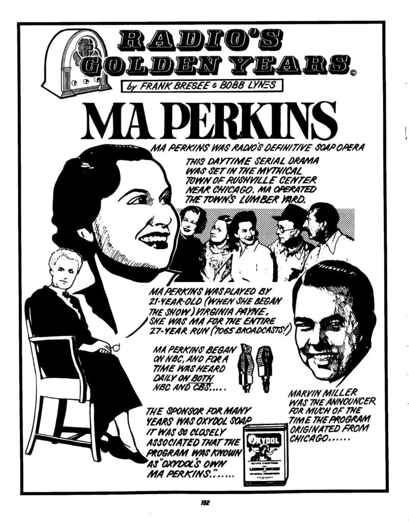 P&G Oxydol Own Ma Perkins