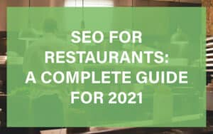 SEO for restaurants featured