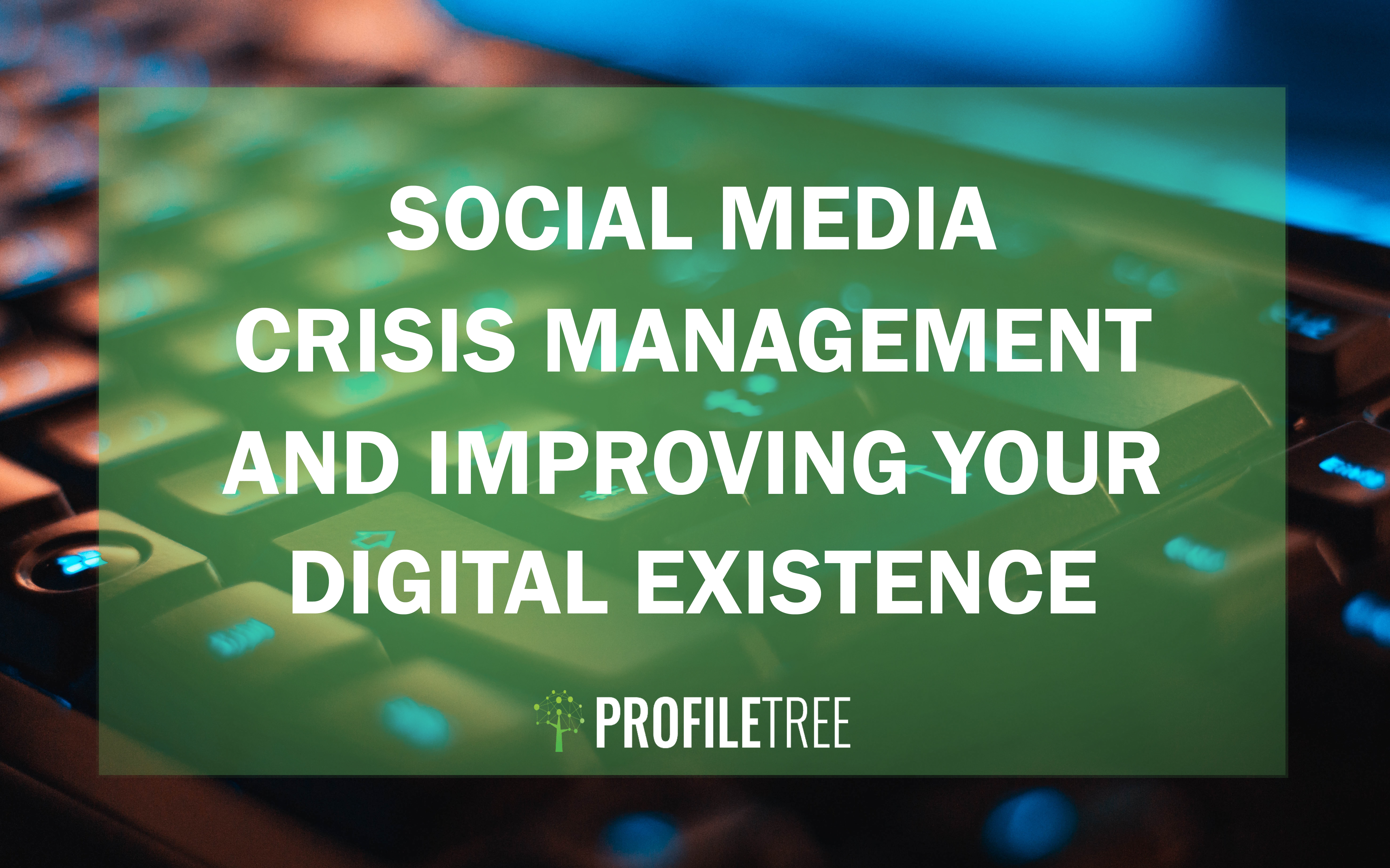Social Media Crisis Management Featured Image