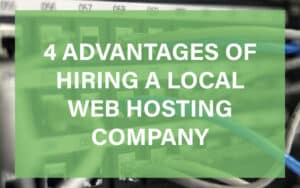 local web hosting featured image