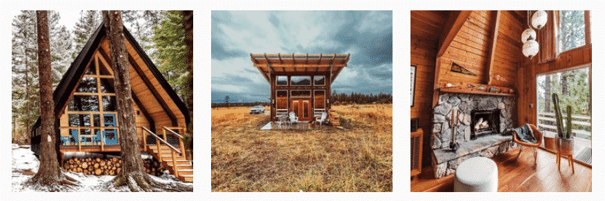 airbnb cabins