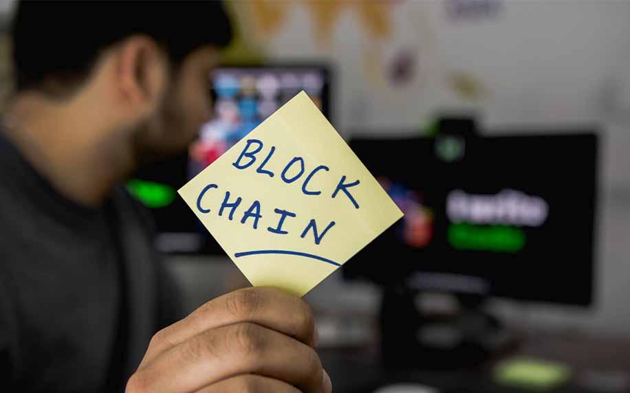 blockchain guide in marketing