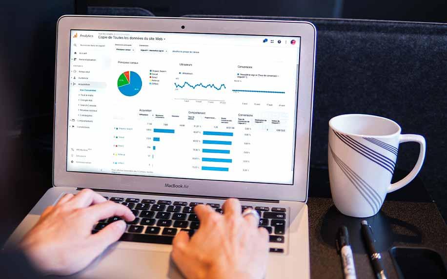 set up your Google Analytics tracking