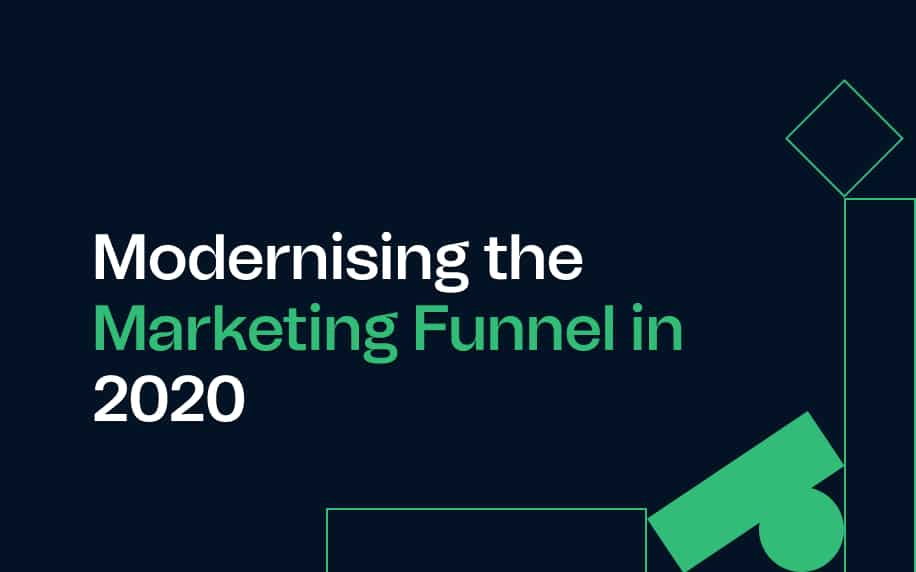 image for modernising the marketing funnel in 2020