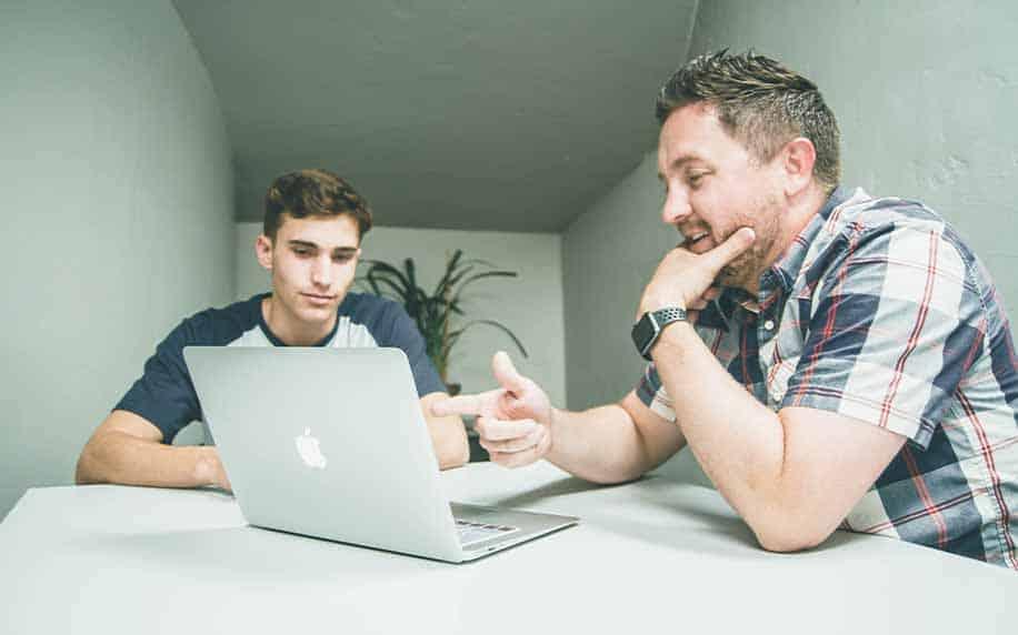 mentor for career development