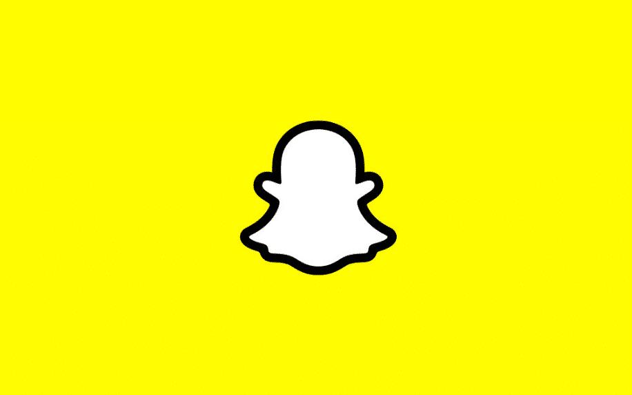 image showing the snapchat logo