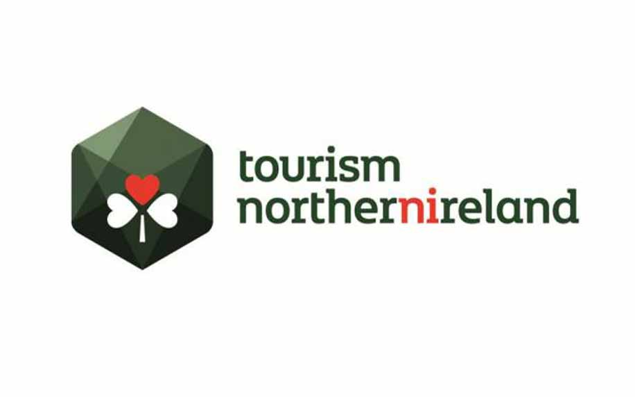 the tourism NI logo