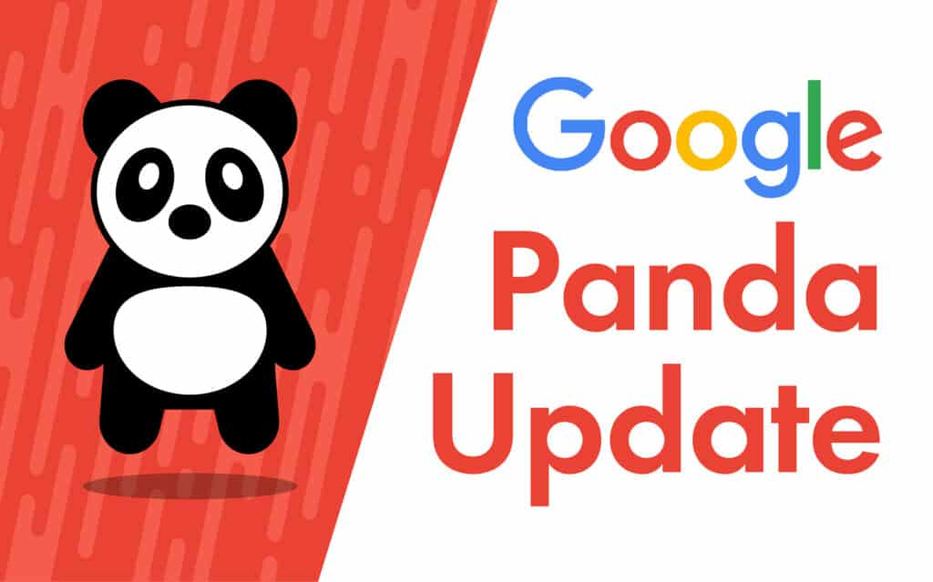 Google Panda Update featured image