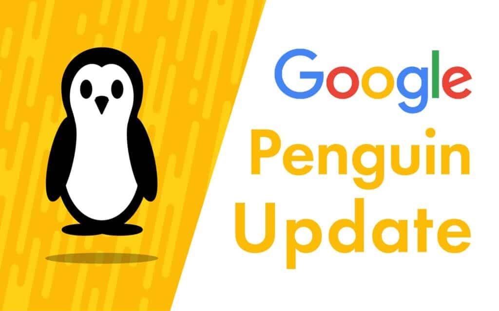 Google penguin update featured image