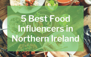 5 best food influencers in NI featured image