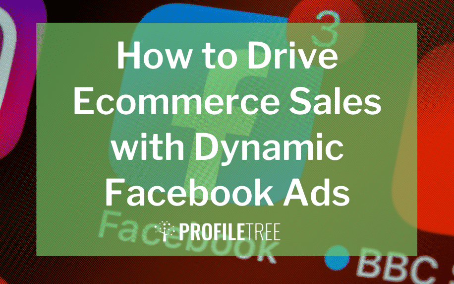 an image for the how to drive ecommerce sales with dynamic facebook ads