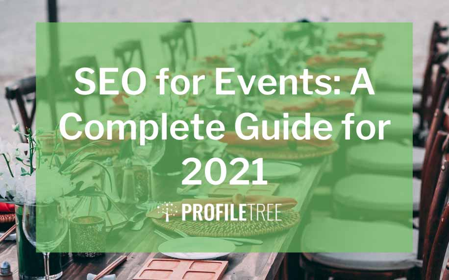 image for seo for events: a complete guide for 2021