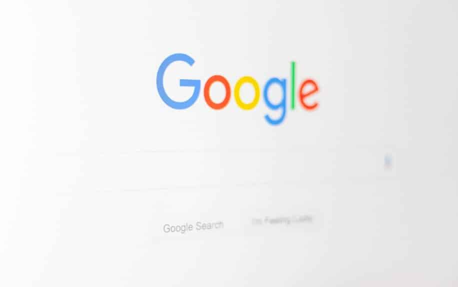 Image of Google search engine