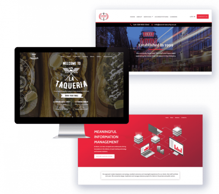 Profile Tree marketing and web design agency homepage featured